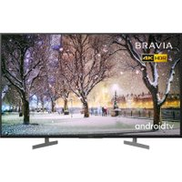 """Sony Bravia KD49XH8196BU 49"""" Smart 4K Ultra HD Android TV With X1 Processor, X-Reality Pro and Dolby Vision   AO SALE"""