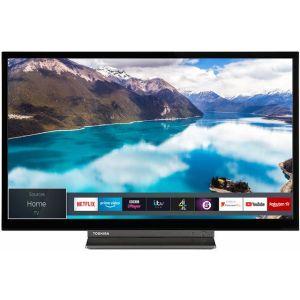 "Toshiba 24WD3A63DB 24"" Smart 720p HD Ready DVD Combi TV  AO SALE"