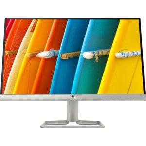 "HP 22f Full HD 21.5"" 60Hz Monitor with AMD FreeSync - Silver  AO SALE"