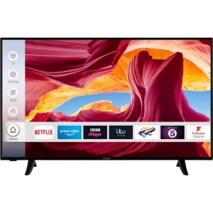 """Techwood 43AO9UHD 43"""" Smart 4K Ultra HD TV With Dolby Vision and Works With Alexa AO SALE"""
