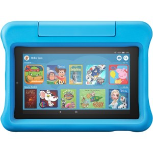 "Amazon Fire Kids Edition 7"" 16GB Wifi Tablet - Blue  AO SALE"