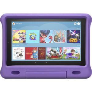 "Amazon Fire HD Kids Edition 10.1"" 32GB Wifi Tablet with Alexa [2019] - Purple  AO SALE"