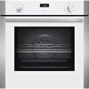 NEFF N50 B1ACE4HW0B Built In Electric Single Oven - White - A Rated AO SALE