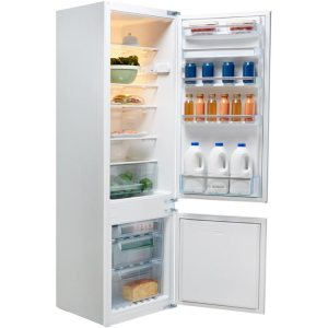 Bosch Serie 2 KIV38X22GB Integrated 70/30 Fridge Freezer with Sliding Door Fixing Kit - White - A+ Rated  AO SALE