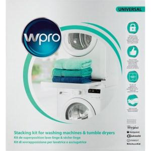 Wpro C00378975 Washing Machine Stacking Kit AO SALE