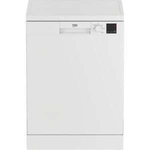 Beko DVN05R20W Standard Dishwasher - White - A++ Rated  AO SALE