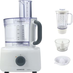 Kenwood MultiPro FDP645.WH With 3 Accessories - White  AO SALE