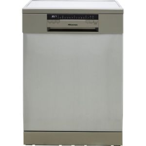 Hisense HS60240XUK Standard Dishwasher - Stainless Steel - A++ Rated  AO SALE
