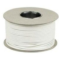 Labgear 4 Pair 8 Core Round White CW1308 Telephone Cable - 100 Meter