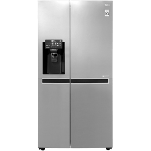 LG GSL761PZXV American Fridge Freezer - Stainless Steel - A+ Rated  AO SALE