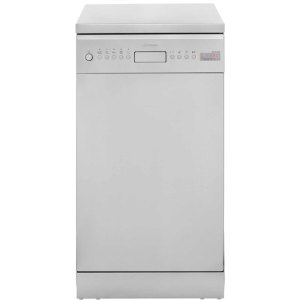Smeg D4SS-1 Slimline Dishwasher - Stainless Steel - A+ Rated  AO SALE