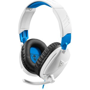 Turtle Beach Recon 70P Gaming Headset - White / Blue  AO SALE