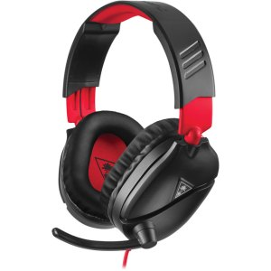 Turtle Beach Recon 70N Gaming Headset - Black / Red  AO SALE