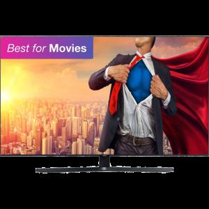 "Samsung UE55TU8500 55"" Smart 4K Ultra HD TV With Dynamic Crystal Colour and Dual LED  AO SALE"
