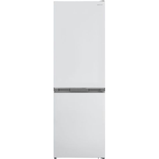 Sharp SJ-BA09DTXWF-EN 50/50 Frost Free Fridge Freezer - White - A+ Rated