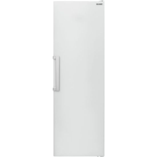 Sharp SJ-LC11CTXWF-EN Fridge - White - A+ Rated