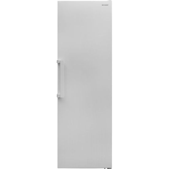 Sharp SJ-SC11CMXWF-EN Frost Free Upright Freezer - White - A+ Rated