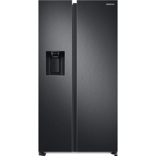 Samsung RS8000 RS68A8840B1 American Fridge Freezer - Black / Stainless Steel - A+ Rated