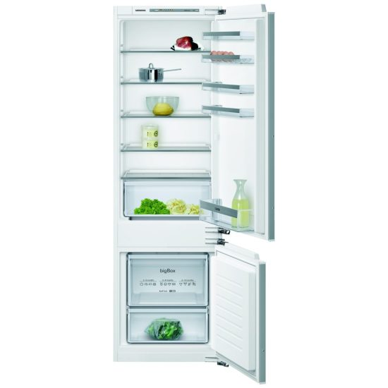 Siemens KI87VVFF0G 177cm IQ-300 Integrated 70/30 Fridge Freezer