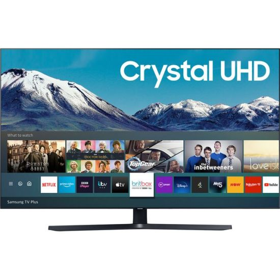 "Samsung UE43TU8500 43"" Smart 4K Ultra HD TV With Dynamic Crystal Colour and Dual LED"