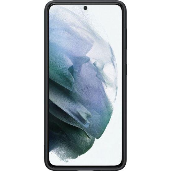 Samsung Silicone Case for Galaxy S21 - Black