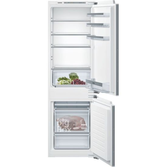 Siemens IQ-300 KI86VVFF0G Integrated 60/40 Fridge Freezer with Fixed Door Fixing Kit - White - A++ Rated