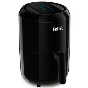Tefal EY301840 EasyFry 0.6kg Compact Digital Air Fryer - Black