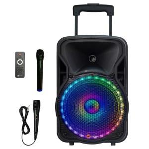 N-Gear The Flash 1205 Portable Trolley Bluetooth Speaker