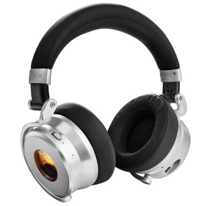 Meters Connect Over Ear Bluetooth Active Noise Cancelling Headphones - Black