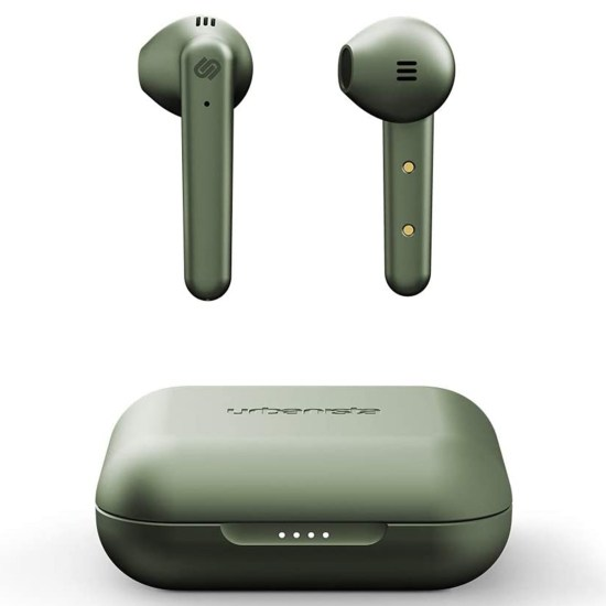 Urbanista Stockholm Plus True Wireless Earbuds - Olive Green