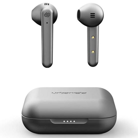 Urbanista Stockholm Plus True Wireless Earbuds - Titanium