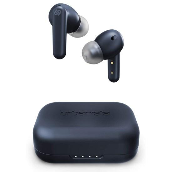 Urbanista London True Wireless Earbuds with Active Noise Cancellation - Dark Sapphire