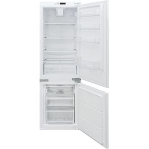 Baumatic BRCIS3180E/N Integrated 70/30 Fridge Freezer with Door slider Kit - White - A++ Rated