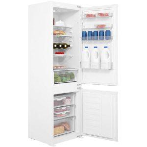 Beko BCSD173 Integrated 70/30 Fridge Freezer with Sliding Door Fixing Kit - White - A+ Rated