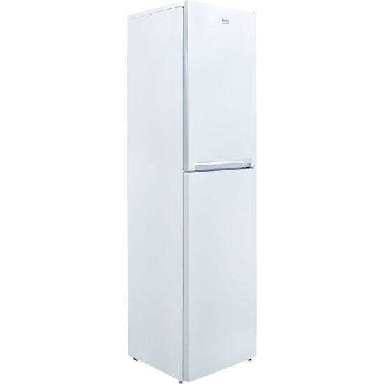 Beko CFG1501W 60/40 Frost Free Fridge Freezer - White - A+ Rated