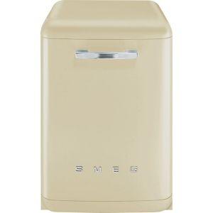 Smeg DF13FAB3CR Standard Dishwasher - Cream - A+++ Rated