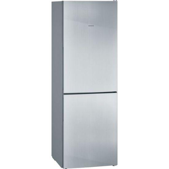 Siemens IQ-300 KG33VVIEAG 50/50 Fridge Freezer - Stainless Steel Effect - A++ Rated
