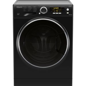 Hotpoint RD966JKDUKN 9Kg / 6Kg Washer Dryer with 1600 rpm - Black - A Rated