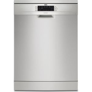 AEG AirDry Technology FFE63700PM Full-size Dishwasher - Stainless Steel, Stainless Steel