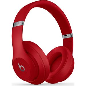 BEATS Studio 3 Wireless Bluetooth Noise-Cancelling Headphones - Red, Red