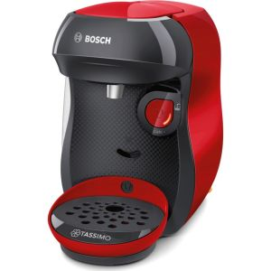 TASSIMO by Bosch Happy TAS1003GB Coffee Machine - Red, Red