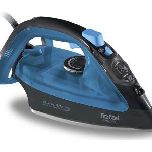 TEFAL Ultraglide FV4093 Steam Iron - Blue & Black, Blue