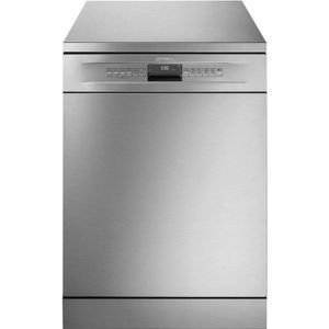 SMEG DFD13TP3X Full-size Dishwasher - Stainless Steel, Stainless Steel