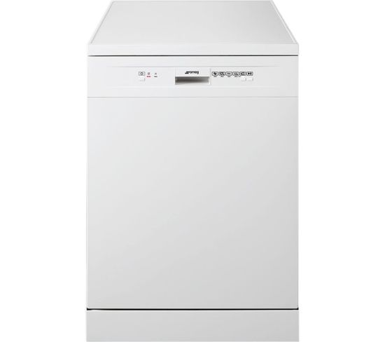 SMEG DFD13E1WH Full-size Dishwasher - White, White
