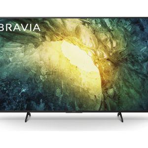 "65"" SONY BRAVIA KD65X7052PBU  Smart 4K Ultra HD HDR LED TV, Sand"
