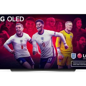 "65"" LG OLED65CX6LA  Smart 4K Ultra HD HDR OLED TV with Google Assistant & Amazon Alexa"