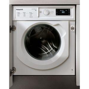 HOTPOINT BIWMHG81484 Integrated 8 kg 1400 Spin Washing Machine