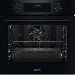 ZANUSSI FanCook ZOHCX3K2 Electric Oven - Black, Black