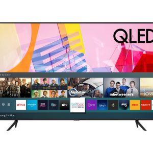 "65"" SAMSUNG QE65Q60TAUXXU  Smart 4K Ultra HD HDR QLED TV with Bixby, Alexa & Google Assistant"