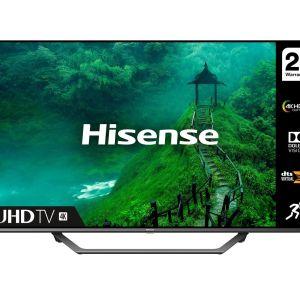 """55"""" HISENSE 55AE7400FTUK  Smart 4K Ultra HD HDR LED TV"""